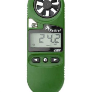 Kestrel® 2000 Pocket Wind Meter Plus
