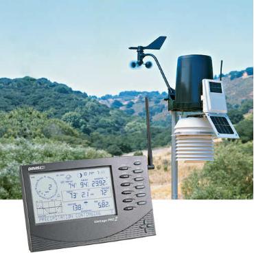 Davis® Vantage Pro2™ Weather Station