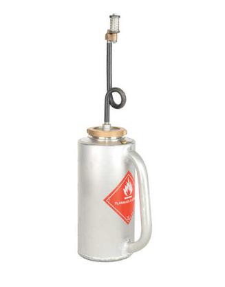 Ben Meadows® Drip Torch, Silver