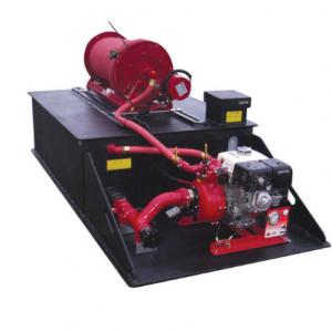 CET Forest Pack 200 Gallon Skid Unit Fire Pump
