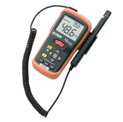Extech® Hygro-Thermometer with Infrared Thermometer
