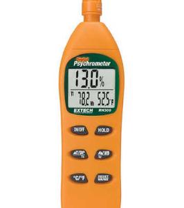 Extech® Model RH300 Digital Psychrometer