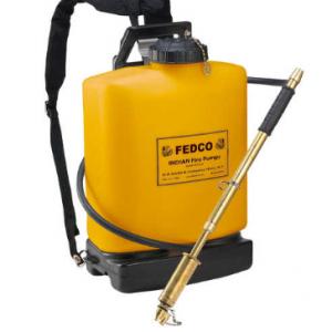 Fedco 5 Gallon Poly Fire Pump