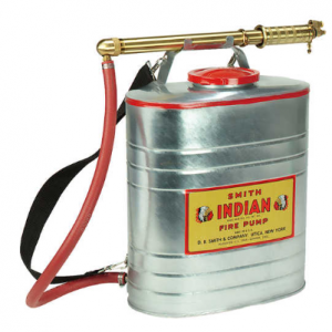 Indian 5-Gallon Backpack Firefighting Pumps