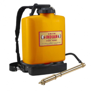 Indian 5-Gallon Poly Backpack Firefighting Pump