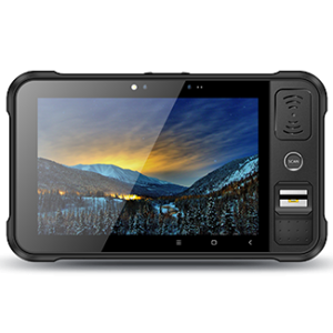 P80 Optical Fingerprint Tablet