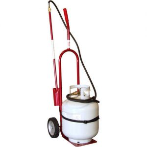 Propane Cylinder Dolly, 20-40 lbs.