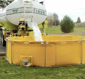 SnapTank™ Portable Water Tanks