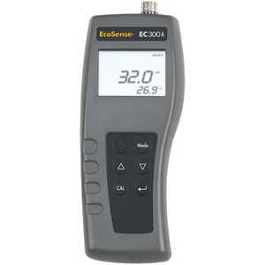 YSI EcoSense EC300A ConductivitySalinityTemperature Meter